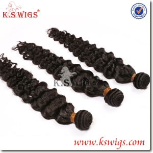 Promotion Price Indain Hair 100% Virgin Human Hair pictures & photos