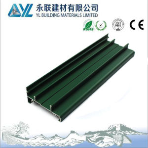 Power Coating Aluminum Profile for Windows and Door pictures & photos