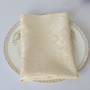 Chinese Traditional Style Pttn Napkin (DPFR80123) pictures & photos