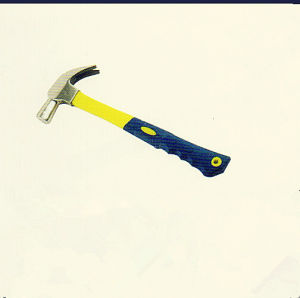 British-Type Claw Hammer with Plastic-Coating Handles pictures & photos