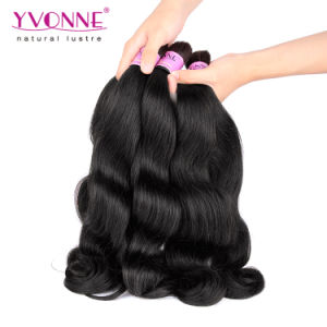 High Quality Body Wave Brazilian Human Hair Bulk pictures & photos