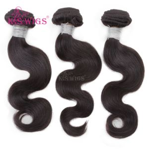 Hair Weft High Quality Human Remy Hair Virgin Hair Extension pictures & photos
