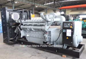 500kVA 400kw Standby Power UK Engine Drived Diesel Generator pictures & photos