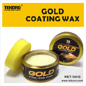 Gold Coating Wax pictures & photos