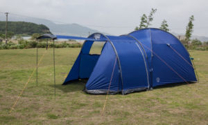 4 Persons Double Layers Camping Tent/Family Tent (EFT-004) pictures & photos