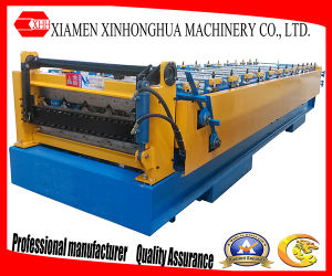 Double Layer Sheet Roll Forming Machine for Corrugated Steel Sheet pictures & photos