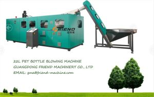 Guangdong Manufacturing Pet Blowing Machine for 5gallon Bottle pictures & photos