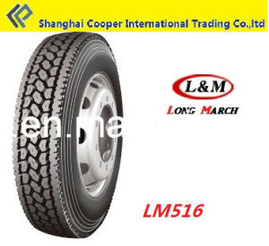China Longmarch/Roadlux Radial Truck Tyre (LM516) pictures & photos