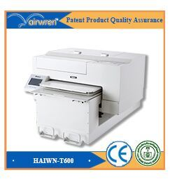 Direct to T-Shirt Printer DTG Printers for Sale Haiwn -T600 (touch screen control system) pictures & photos