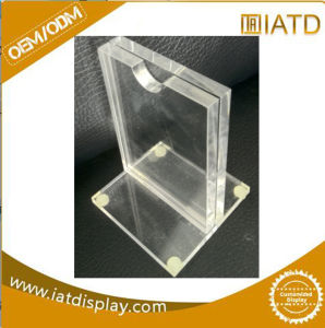 Wholesale Clear Acrylic Mobile Phone Counter Display Manufacture pictures & photos