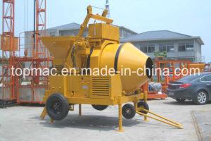 The Famous No Noise of Low-Priced Sales Diesel Portable Concrete Mixer pictures & photos