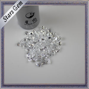 Lab Created Pear Shape Various Shape and Size Diamond CZ pictures & photos