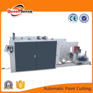 Automatic Point Cutting Rolling Bag Making Machine pictures & photos