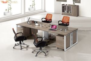 Popular High-End Office Partition Workstation for Office Furniture Desk (HY-NNH-Z16) pictures & photos