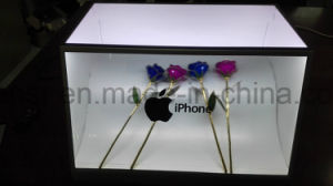 22 Inch Transparent LCD Display Box pictures & photos