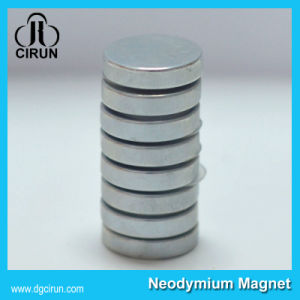 China Wholesale Disc Neodymium Permanent Magnet N52 pictures & photos