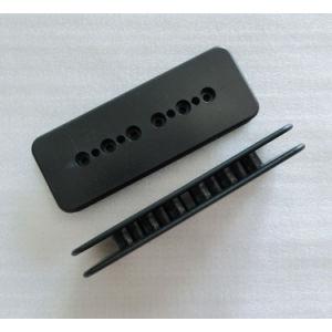 Black Color P90 Soap Bar Guitar Pickup Bobbin pictures & photos