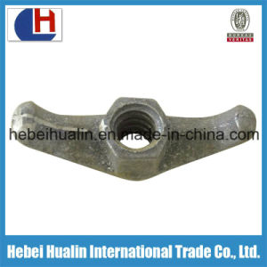 Anchor Nut One Leg 2 Legs 3 Legs for Tie Rod 17mm/15mm Used in Pouring Concrete pictures & photos