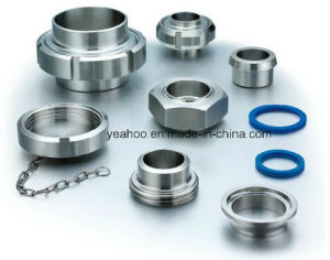 Sanitary Union Stainless Steel Fastener Joint Fittings