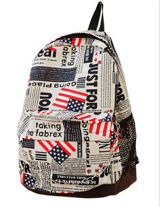 New Backpack Fashion Design Colorful Lady Backpack pictures & photos