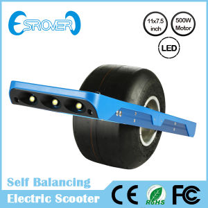 Big Tire One Wheel Hoverboard Electric Self Balancing Unicycle (E6)