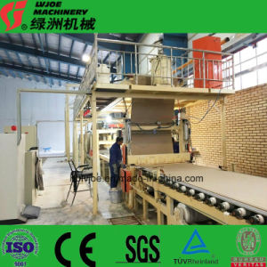 New Design Gypsum Board/Drywall Production Line/Making Machine pictures & photos