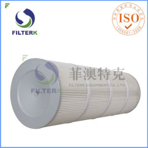 Filterk Pleated Dust Collector Reusable Filter Cartridges pictures & photos