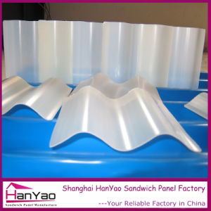 Translucent Plastic PVC Different Types of Roof Tiles pictures & photos