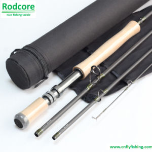Primary Pr908-4 High Carbon Fast Action Fly Rod pictures & photos