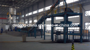 Aluminum & Alloy Rod Continuous Casting & Rolling Line