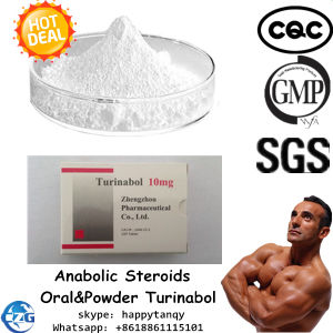Anabolic Steroids Powder Oral Turinabol for Bodybuilding pictures & photos
