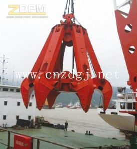 Dredging and Diggingmechanical Grab Bucket pictures & photos