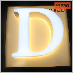 Waterproof Acrylic Double Sided LED Letters pictures & photos