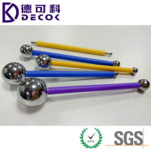 4X Fondant Cake Flower Metal Ball Modelling Decor Sugarcraft Cutter Set Tools pictures & photos
