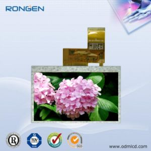 Rg-T430mini-05 4.3inch TFT LCD Screen High Quality Display pictures & photos