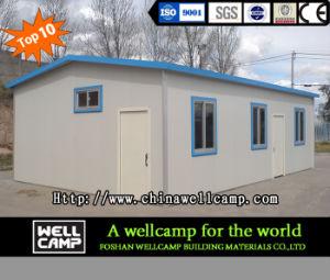 Sandwich Panel Light Steel Modular Prefabricated House pictures & photos