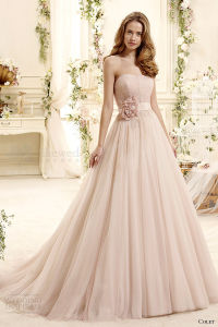 Brand Name Hot Sale Floor Length A-Line Sequins Beaded Tulle Elie Saab Dresses for Sale (WD63)
