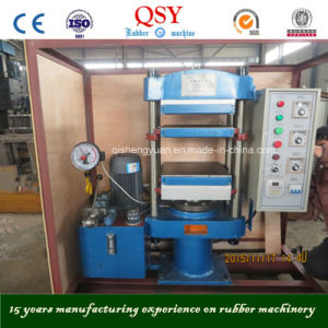 ISO and CE Plate Vulcanizer/Vulcanizing Press pictures & photos