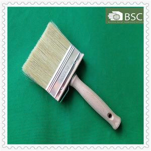 Shxb-0023 Wooden Handle Imitation Bristle Ceiling Brush pictures & photos