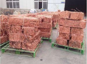 Millberry Copper wire scrap 99.99% best supplier Scraps Copper wire pictures & photos