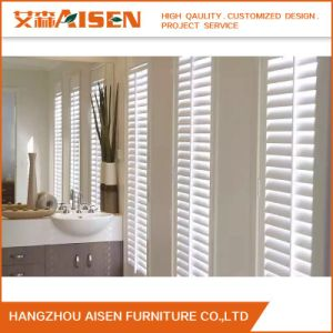 2016 Basswood Plantation Shutter From China pictures & photos