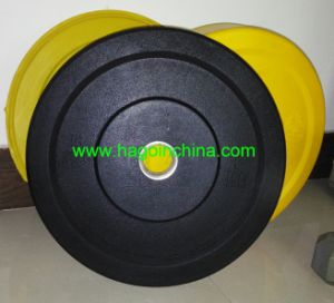 Customized Natural Rubber Bumper Plate pictures & photos