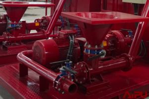 Drilling Fluids Mixing Pump for Mud Tank System pictures & photos