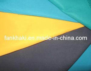 100% Polyester Plain Peach 75D * 200D (FKQ130704028)