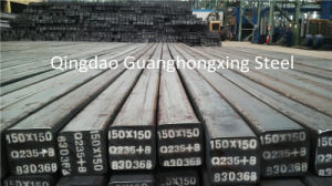 Square Hot Rolled Steel Billets pictures & photos