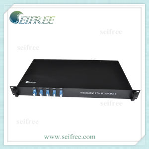 8 Channel DWDM Mux Demux Fiber Optic Multiplexer pictures & photos
