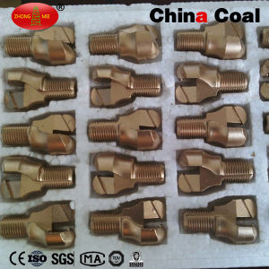 Carbon Steel Thread Tapered Mining Rock Drill Button Bit pictures & photos