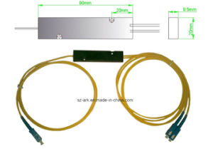 Fused Biconic Taper (FBT) Splitter for 1*2 pictures & photos
