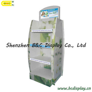 Custom Cardboard Merchandise Display, Cardboard Floor Pop Display (B&C-A064) pictures & photos