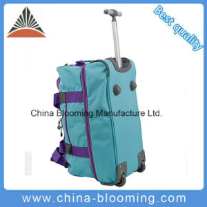 Trolley Wheeled Handle Shoulder Briefcase Suitcase Holdall Luggage Bag pictures & photos